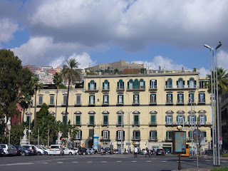 The sumptuous palace on the Naples waterfront that became Filangieri's home