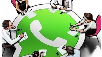 Cara Masuk Grup Whatsapp Luar Negeri Tanpa Perlu Izin Admin