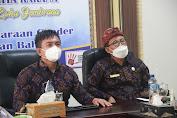 Jembrana Sabet Penghargaan Kabupaten Layak Anak  Kategori Madya 2021