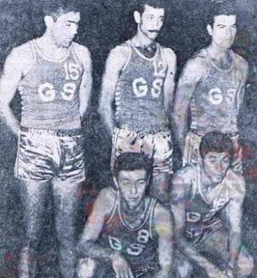 Galatasaray - Avrupada tur atlayan ilk Türk takımı