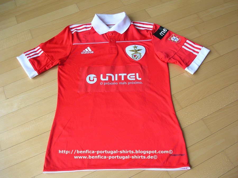 Benfica-Portugal-Shirts  Benfica 2010 - Aimar efd22c8e25e85