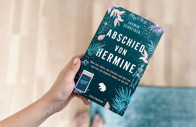 [Presseexemplar] Abschied von Hermine - Jasmin Schreiber