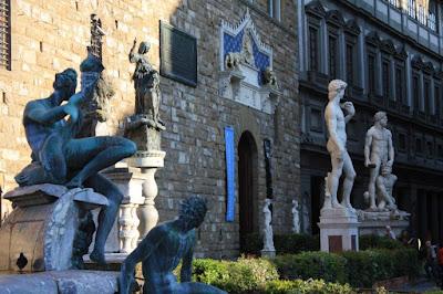 Palazzio Vecchio in Florence