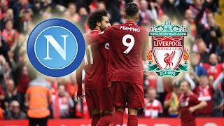 Ливерпуль Наполи смотреть онлайн бесплатно 17 сентября 2019 прямая трансляция в 22:00 МСК.