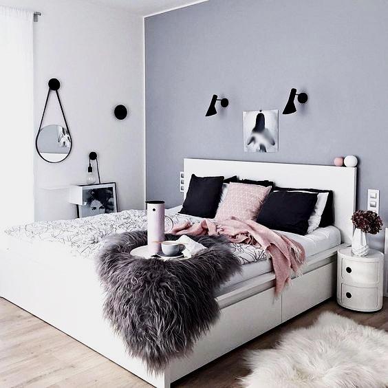 أفضل ألوان طلاء جدران غرفة النوم