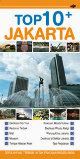 Seri Eyewitness Travel Top 10  TOP 10 Jakarta