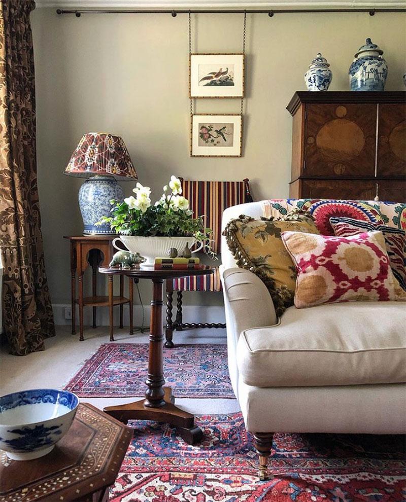 Décor Inspiration | At Home With: Carlos Sánchez-García, London & Norfolk