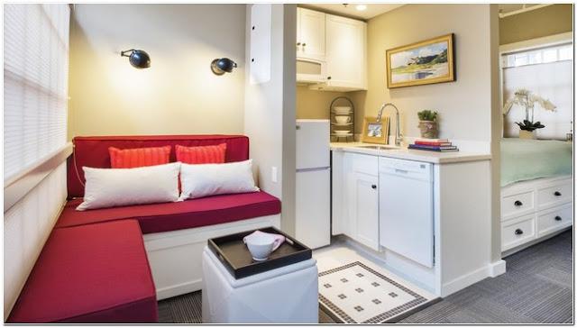 Ide warna cat ruang tamu minimalis yang bagus