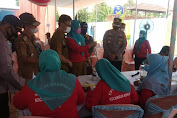 Dukung percepatan vaksinasi, Waterpark Binuang bersama Puskesmas Gelar Vaksin Tahap I dan II
