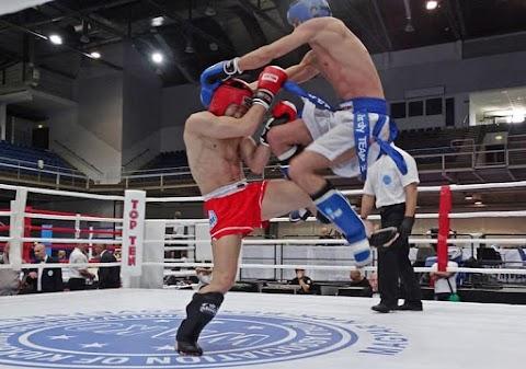 Kick-box vk - Tizenkét magyar arany Budapesten