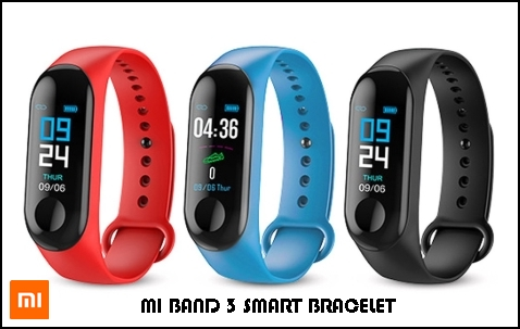 Spesifikasi Mi Band 3 Smart Bracelet
