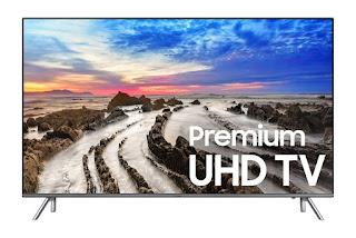 Samsung Electronics 55-Inch 4K Ultra HD