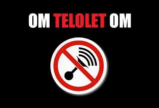 Not Angka Om telolet Om
