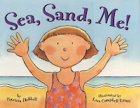 Playing in the sand storytime