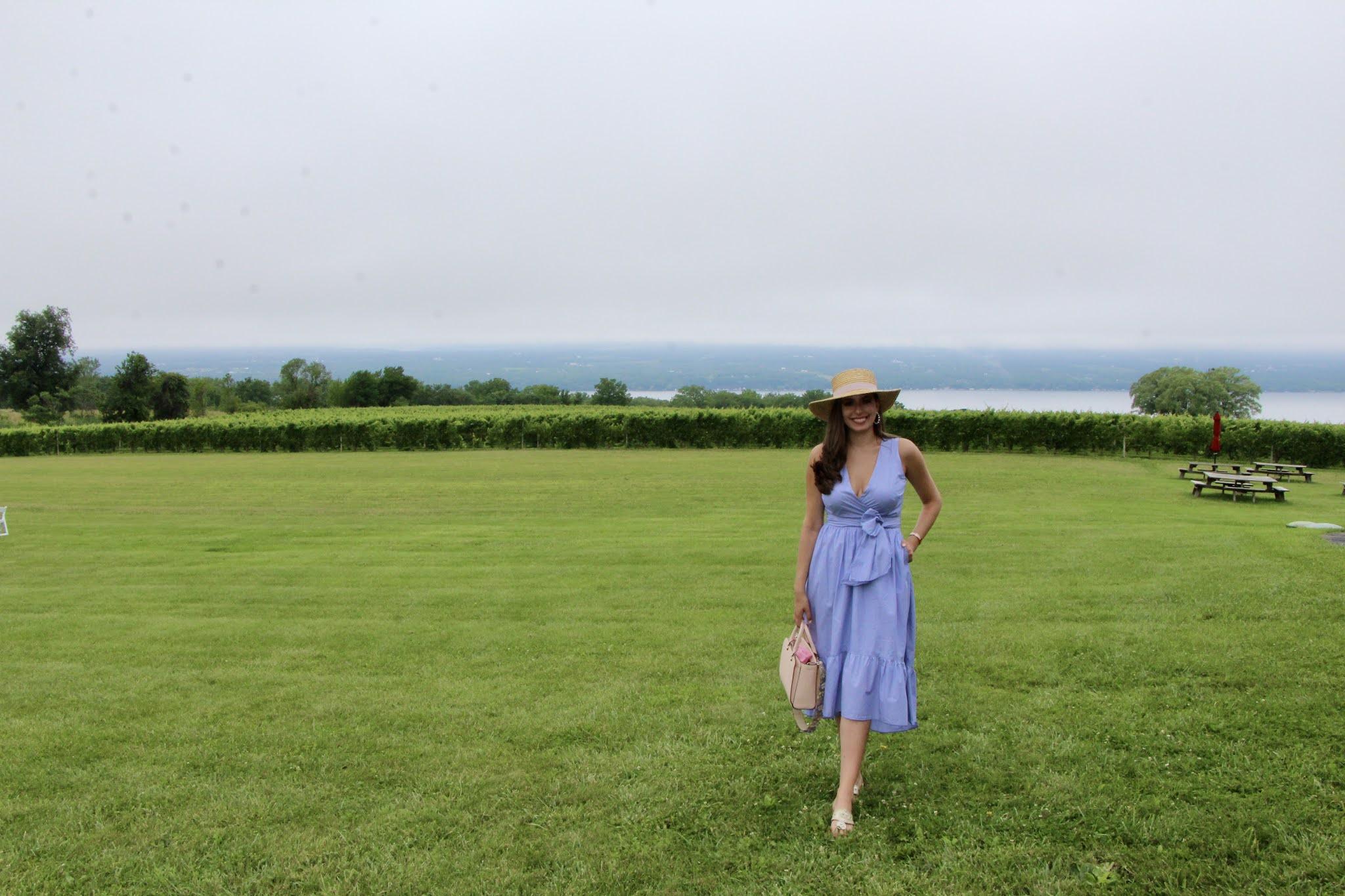 finger lakes, lake seneca, new york, winery, vineyard, wine tour, girls trip
