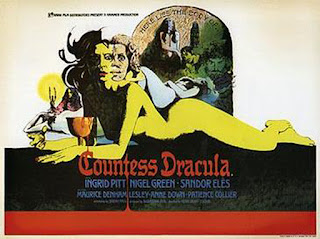 Countess Dracula Ingrid Pitt Hammer