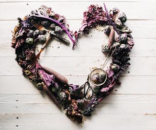 Wall Heart & Love DP 2019