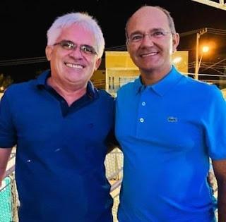 Candidaturas de Laurinho e Ricardo são oficializadas durante convenção virtual, em Catolé do Rocha