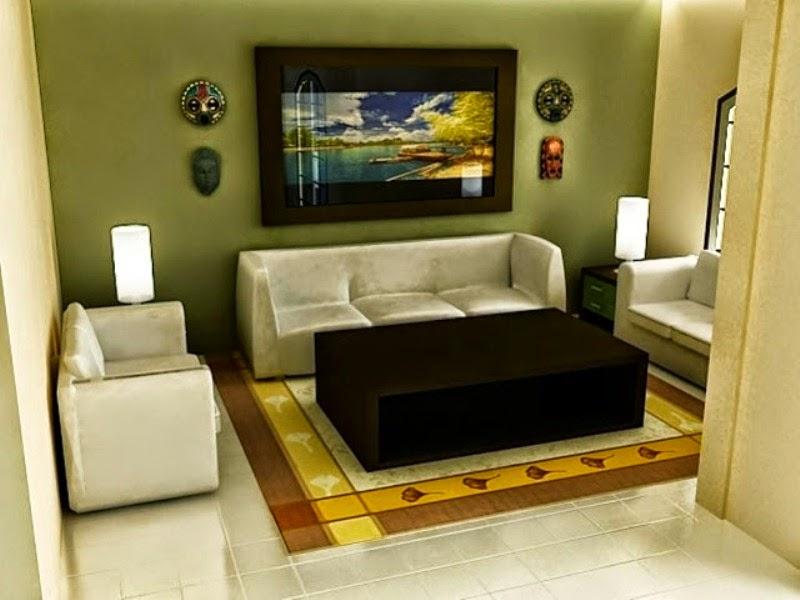 Perabot Untuk Ruang Tamu Desainrumahid