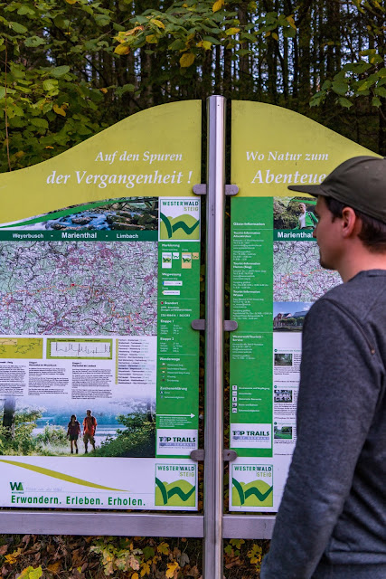 WesterwaldSteig 10. Etappe Limbach - Kloster Marienthal | Kroppacher Schweiz und Schieferbergwerk Assberg 19