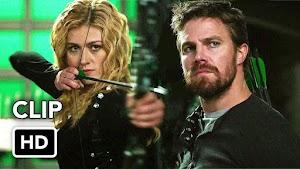 "Arrow Episódio 8x05 ""Oliver Trains Mia"" Clip"
