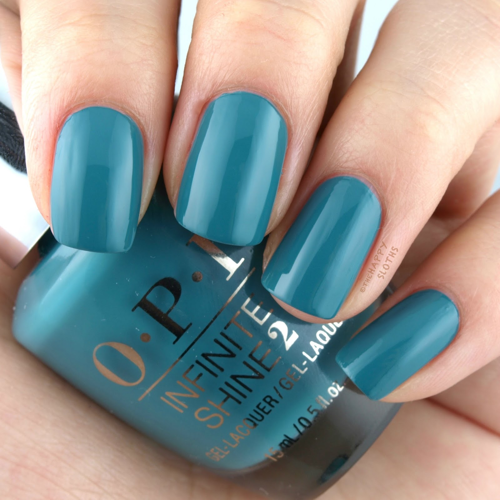 OPI Fiji Is That a Spear in Your Pocket Swatches and Review