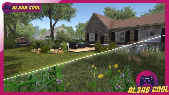 تنزيل لعبة تنظيف البيوت House Flipper للاندرويد من الميديا فاير