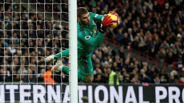 David De Gea Minta Naik Gaji Rp5,4 Miliar Per Pekan Di Man United 2019