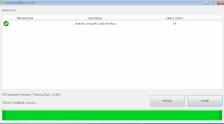 Android Universal USB Drivers tutorial