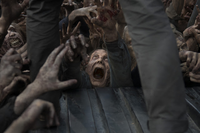 Walkers – The Walking Dead _ sexta temporada, Episode 3 – Photo Credit: Gene Page/AMC
