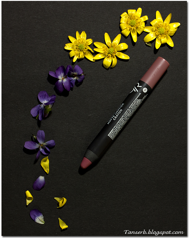 Помада карандаш matte lipstick crayon