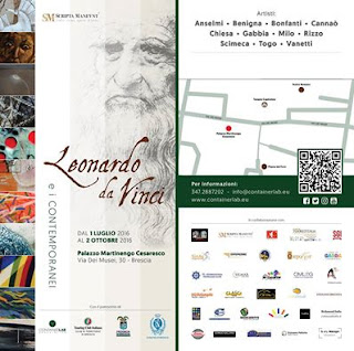 Arte e Logistica: La Mostra Leonardo da Vinci e i Contemporanei