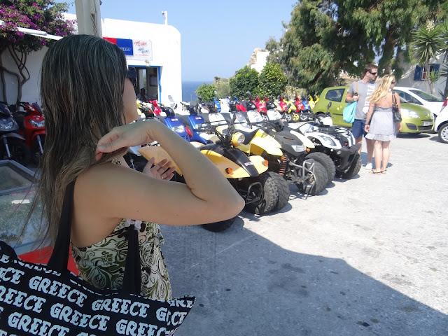 Aluguel de Quadriciclo em Mykonos