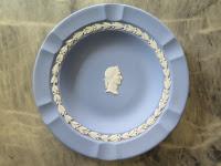 ウエッジウッド ジャスパー 17.5cm 皿 MADE IN ENGLAND