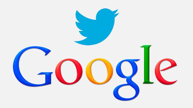 Google não está interessado em comprar o Twitter