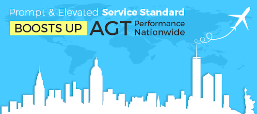 Prompt and Elevated Service Standard boosts up AGT performance Nationwide