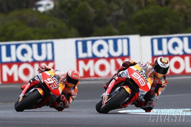 Pensiunnya Lorenzo dan Peluang Duet Marc – Alex Marquez di Factory Honda, Mungkinkah?
