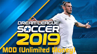 Dream League Soccer 2019 Mod Apk [Unlimited Money]