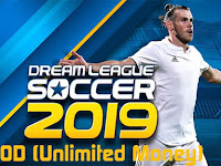 Dream League Soccer 2019 Mod Apk [Unlimited Money]