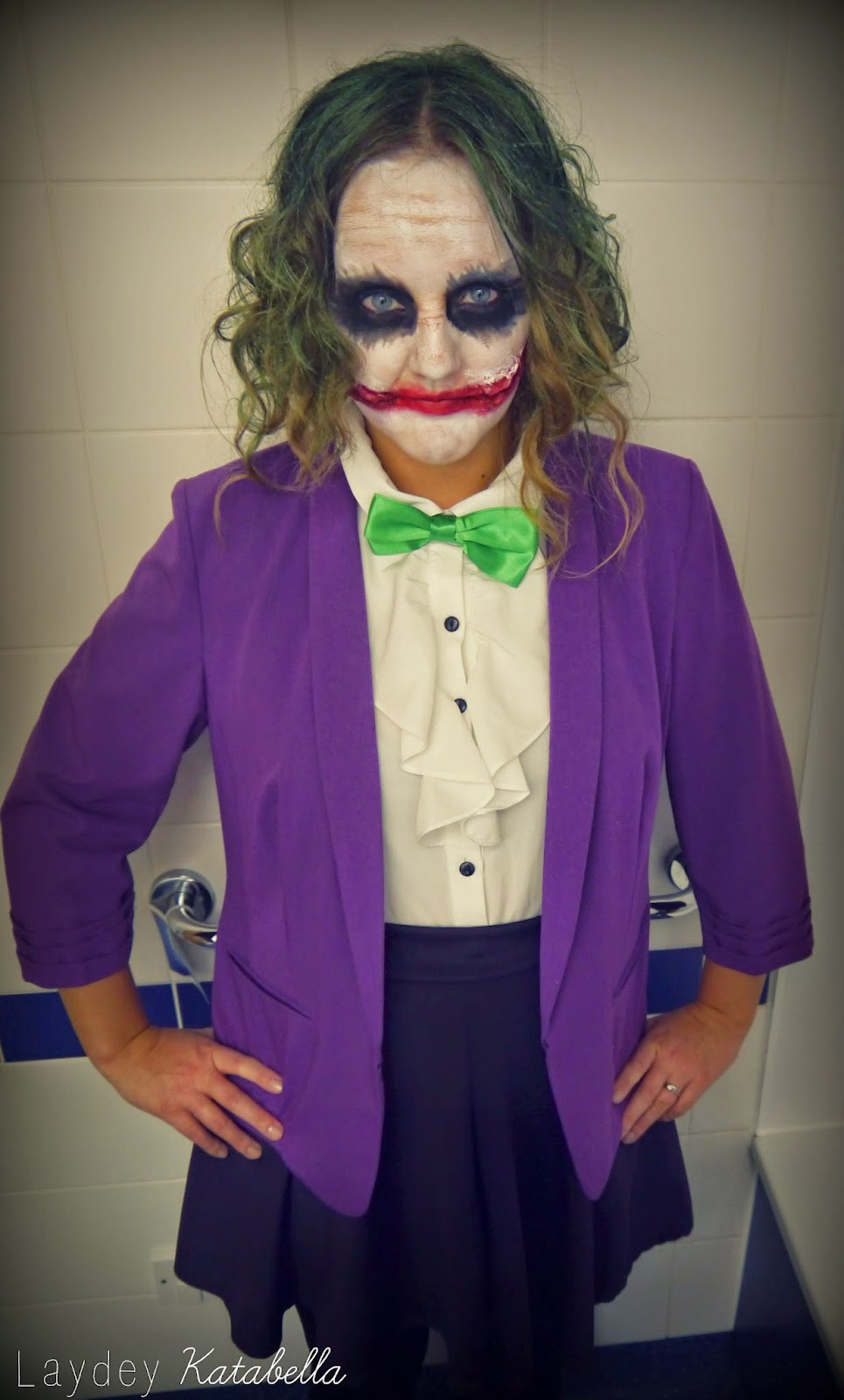 the dark night rises joker costume
