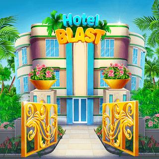 Hotel Blast النسخة المهكرة