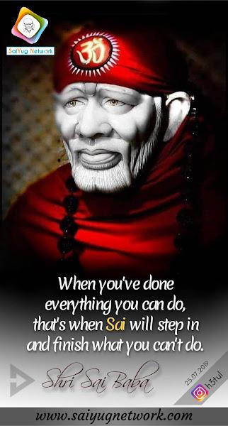 Shirdi Sai Baba Blessings - Experiences Part 2870