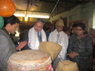 Lepcha Development Board organized a Tribal Handicraft Exhibition