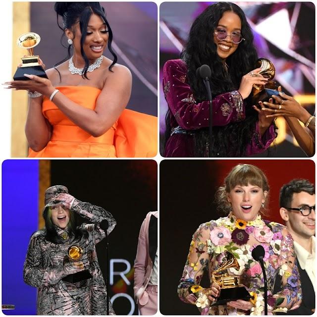 2021 Grammys: Full list of winners | Ghanaprex.com