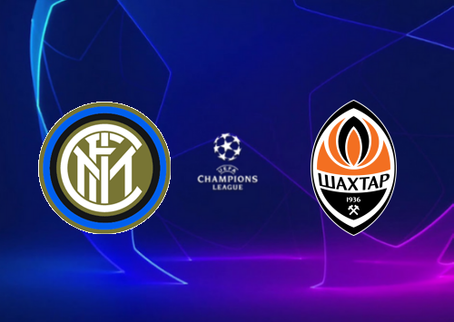 Internazionale vs Shakhtar Donetsk -Highlights 09 December 2020