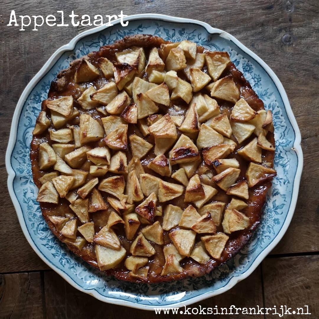Een makkelijk recept voor een snelle heerlijke appeltaart