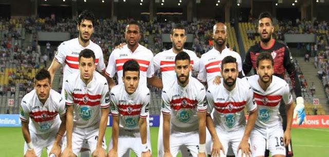 موعد مباراة الزمالك واتحاد العاصمة الجزائري اليوم 2/6/2017 في دوري أبطال أفريقيا علي القنوات المجانية