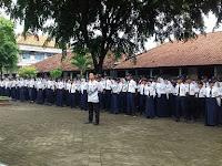 SMPN 1 Trangkil Pati Menuju Adiwiyata Provinsi