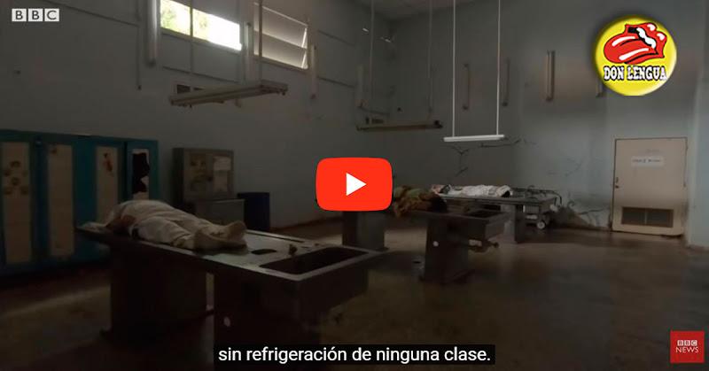 Reportaje de BBC en Maracaibo muestra a la gente comprando carne podrida para sobrevivir