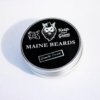 Cream Maine Beards Untuk Brewok Lebih Lebat dan Panjang